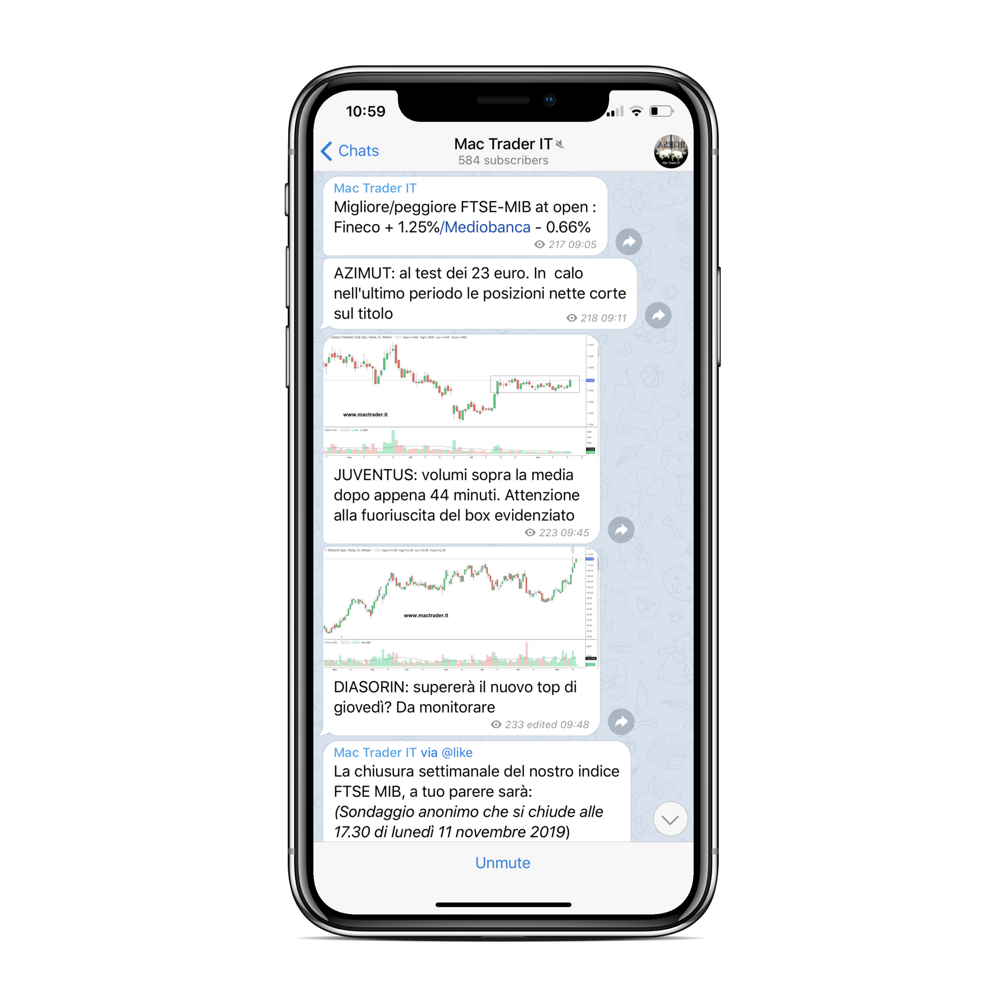 MAC Trader Free Screenshot
